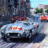 Battered But Defiant Signed by Sir Stirling Moss