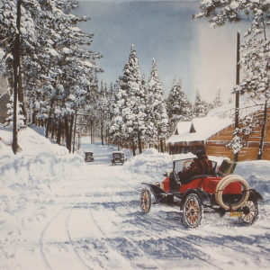 Buster's Annual Christmas Trip to the Mountain - Ken Eberts