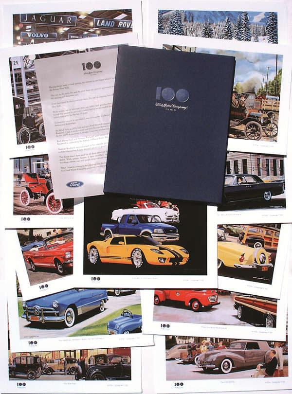 Ford 100th Anniversary - Ken Eberts