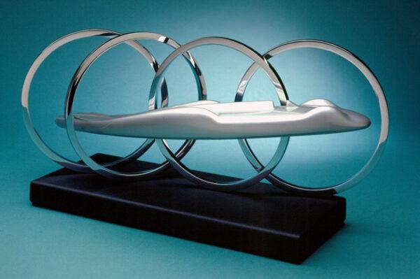 Auto Union Streamliner - Richard Pietruska
