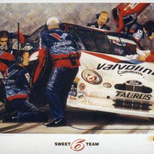 Sweet 6 Team - Jane G. Bready