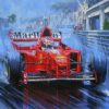 Michael Schumacher The Rain King - Nicholas Watts