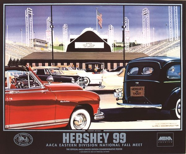 1999 National Fall Meet (Hershey) Poster