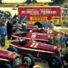 Scuderia Ferrari Print by Barry Rowe