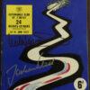 1972 Le Mans Program