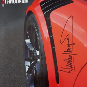 Porsche Panorama July 2015