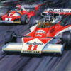 Rush to the Championship - Nicholas Watts