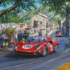 Targa Florio 1965 by Nicholas Watts