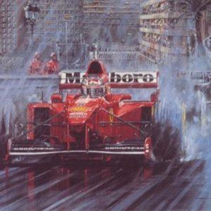 Schumacher Reigns Supreme by Nicholas Watts