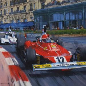 Niki Lauda-World Champion 1975