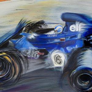 Cevert – Tyrrell Ford 006_Alex Wakefield