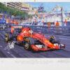 Sebastian Vettel - Street Fighter