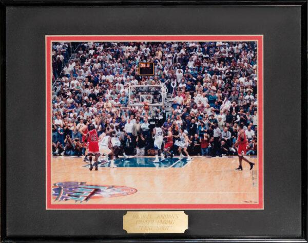Michael Jordan Framed Photo
