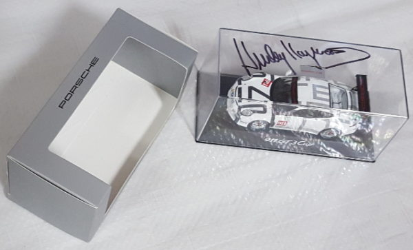 Porsche 911 GT3 Cup Signed by Haywood