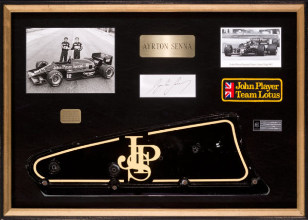 Senna Wing Plate Collage
