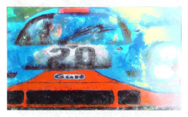 Legends of Le Mans Print by Alan Greene