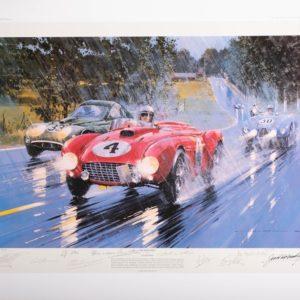 Le Mans 1954 Nicholas Watts