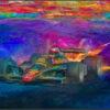 Fast Exit Mario Andretti Print