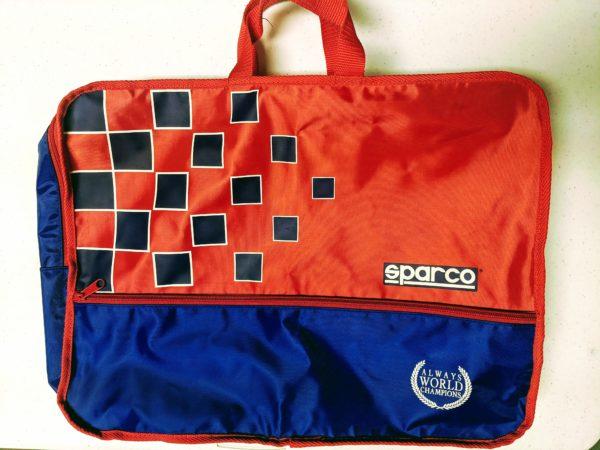 JP Montoya Racing Suit Bag