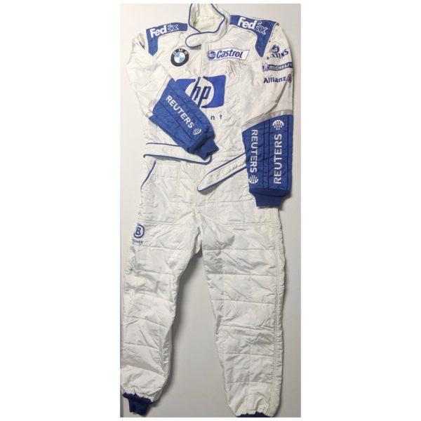 JP Montoya Suit Full Length